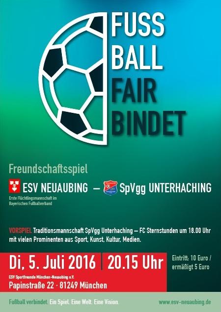 Fußball Fair Bindet