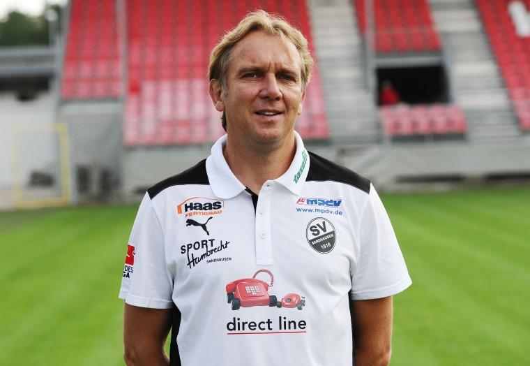 Mannschaftspraesentation SV Sandhausen