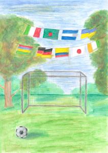 Ein Fußballbuch geht um die Welt_Bild_Buchrückseite